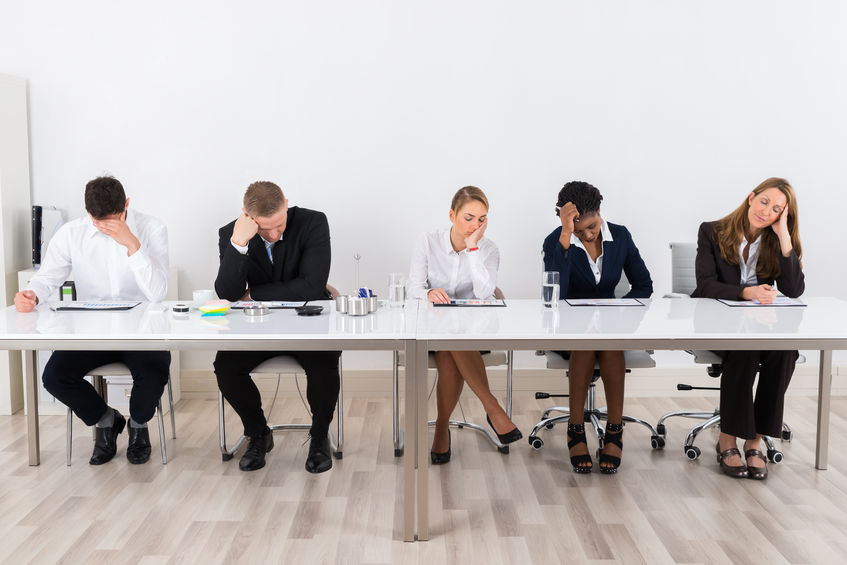 Are you meeting for the sake of meeting? Getting rid of extraneous behaviors and habits will save staff time and company resources. It will also free up your team to concentrate on the things that matter most. Change your organizational process and kick that bad meeting habit.