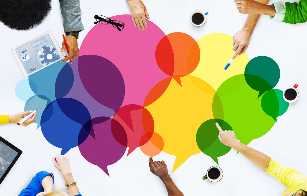 In the age of emails texts and instant messages, do we still need to talk face to face? The short answer is YES. Why in person conversations are still a very important and effective way to communicate. Tips for better workplace communication.