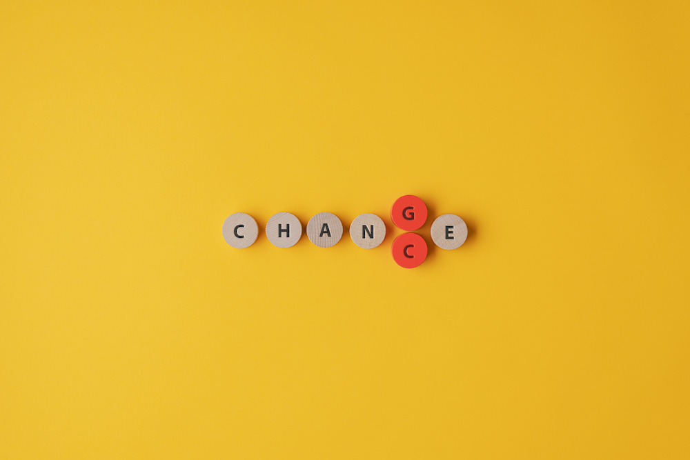 Change is scary, but it resisting it won't help your business. Learn to use change as the driver of innovation and growth in your company culture.