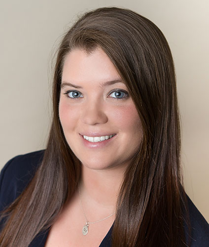 Ashley Dronenburg, Account Manager